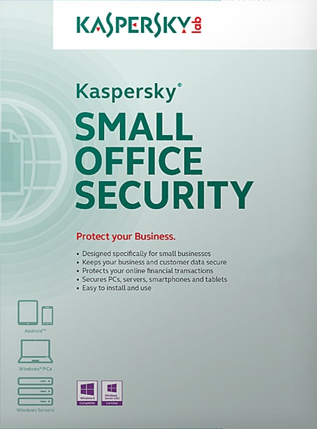 Small Office Security 2109